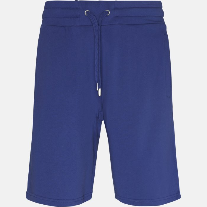Shorts - Relaxed fit - Blue